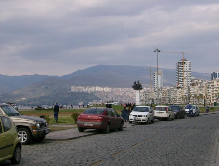 Ankommen in Izmir - meine neue Heimat