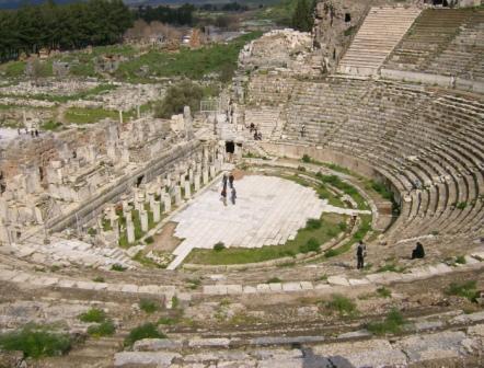 Ephesus- Theater