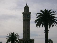Izmir- Clock Tower