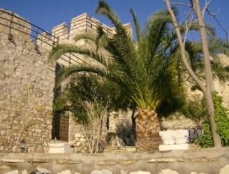 Burg in Çeşme