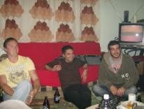 Montagsparty bei Miguele