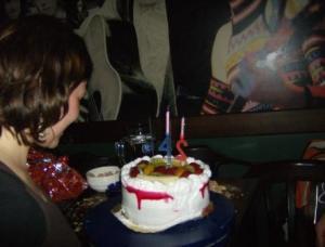 Vici´s 24. Geburtstag