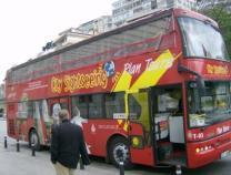 Hop on - Hop Off - Bus