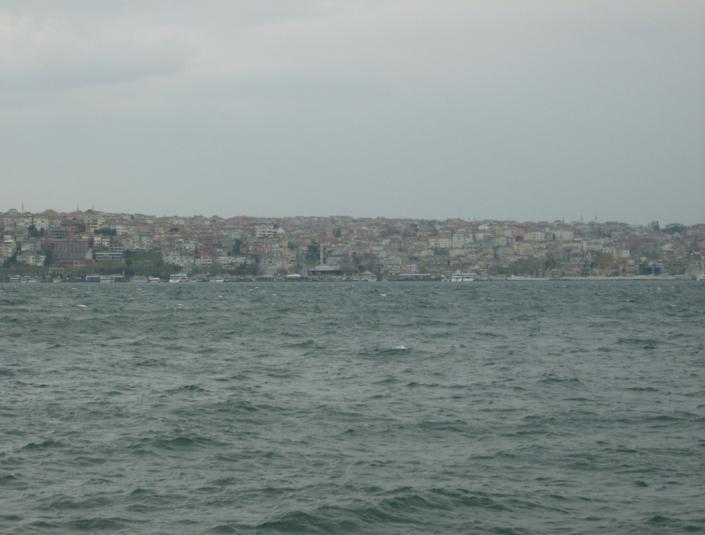 Istanbul grau in grau