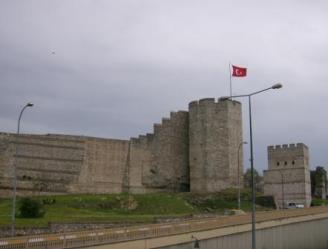 Istanbul - Stadtmauern