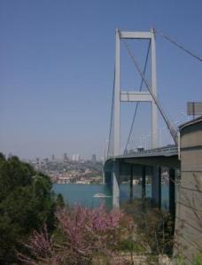 Bosporus- Brücke
