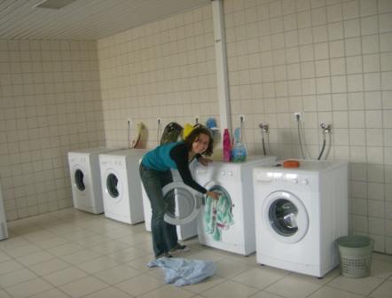 Fünf freie Waschmaschinen, wie ein Sechser im Lotto