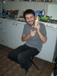 Balkon- Party: 13.05.2009 - JJ´s und Ranas Geburtstag