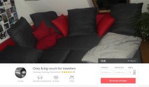 Mein Airbnb-Inserat