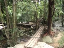Ko Samui - Namuang Wasserfälle
