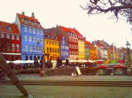 Kopenhagen Nyhavn