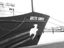Kopenhagen Arctic Sunrise