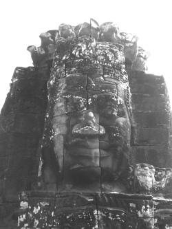 Angkor Thom in Siam Reap Kambodscha