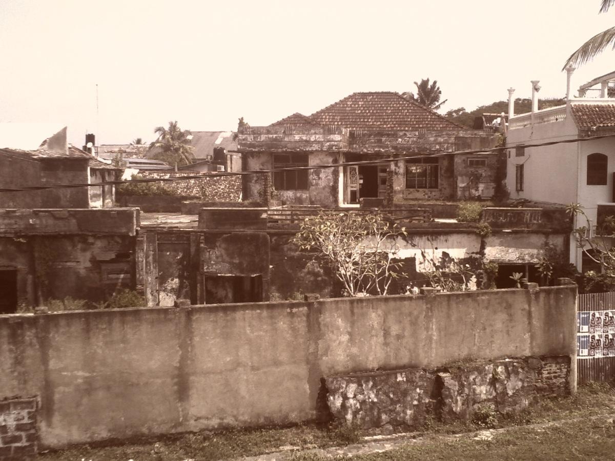 Galle in Sri Lanka