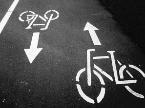 Hamburg: Fahrrad fahren