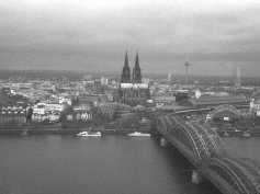 Köln von oben