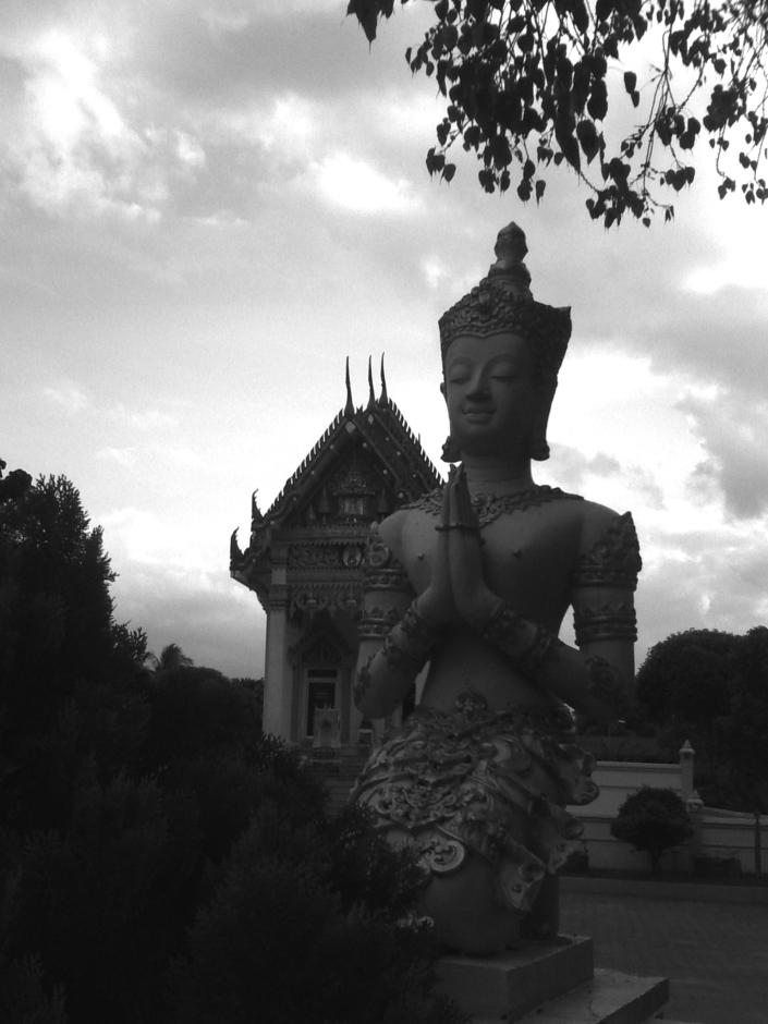 Ko Samui - Wat Khunaram