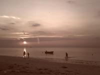Ko Pha Ngan - Sonnenuntergang