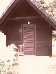 Mein Bungalow auf dem Campingplatz Autocamp Korana