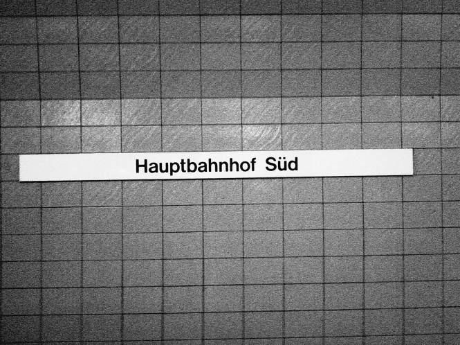 10 Hauptbahnhof Süd