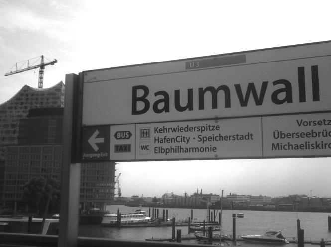 14 Baumwall