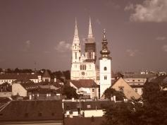 Kroatien - Zagreb