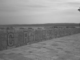 Kroatien - Crikvenica - Promenade