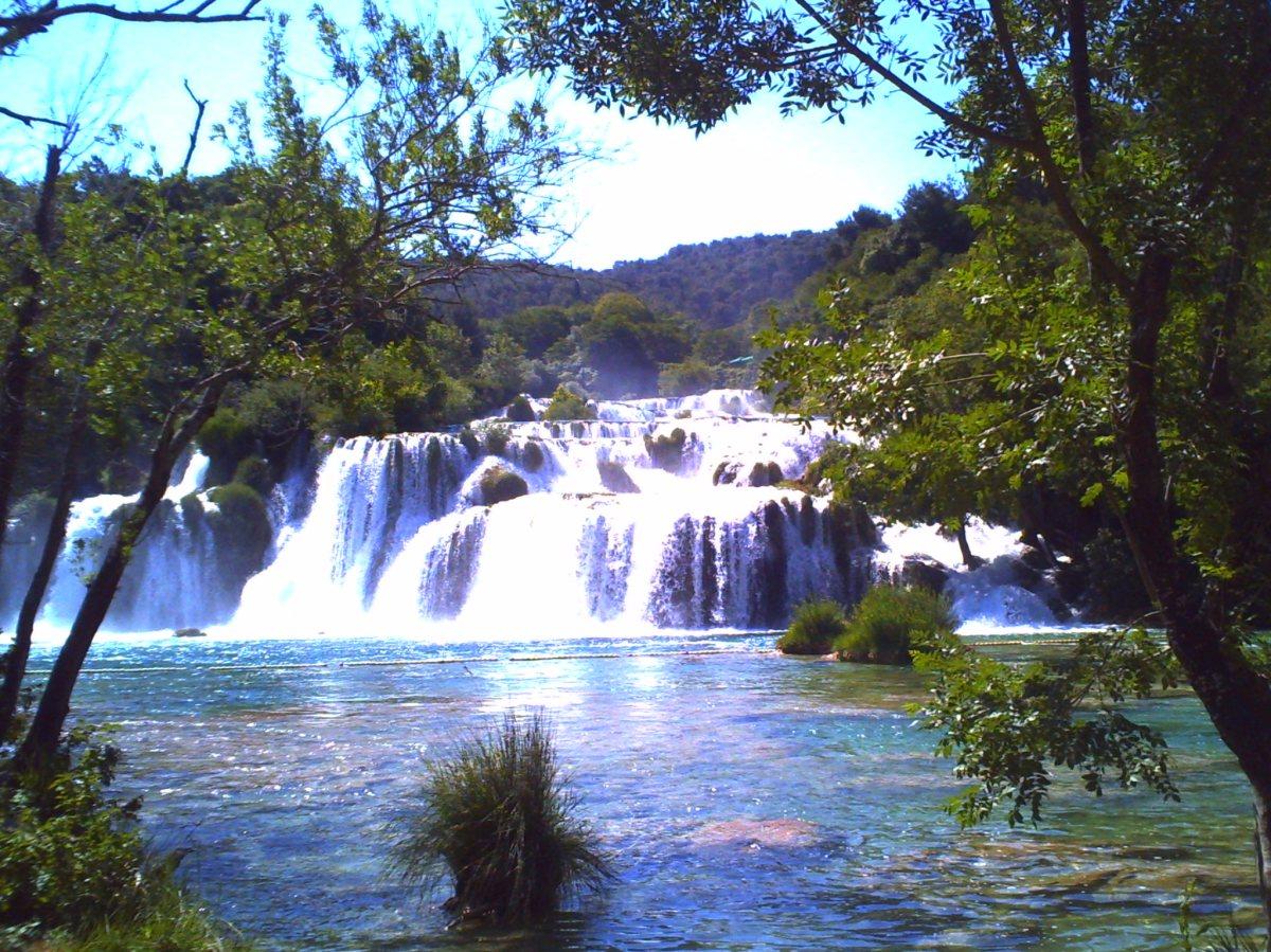 Kroatien - Krka Nationalpark