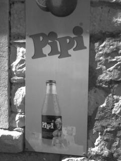 Kroatien - Split -Limonade Pipi