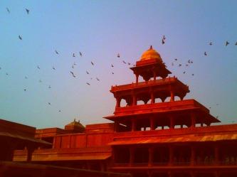 Fatehpur Sikri: Mogulstadt zwischen Jaipur und Agra