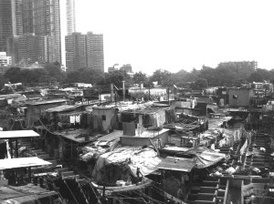 Mumbai:  Mahalakshimi Dhobi Ghat (Wäscherei)