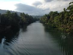 Loboc am Loboc River