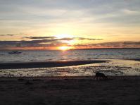 Sonnenaufgang auf Bantayan Island