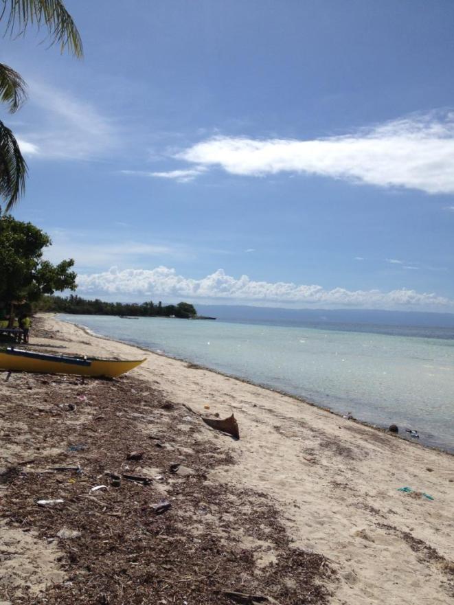 Strand auf Panglao Island