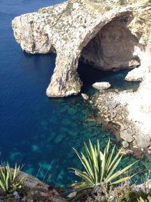 Blaue Grotte Malta
