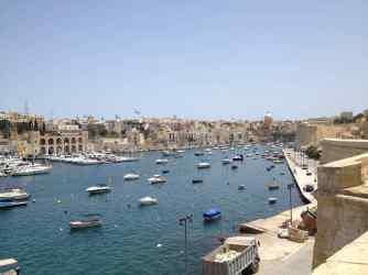 Il Birgu - Aussicht - Malta