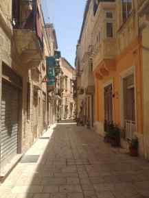 Il Birgu - Gassen - Malta