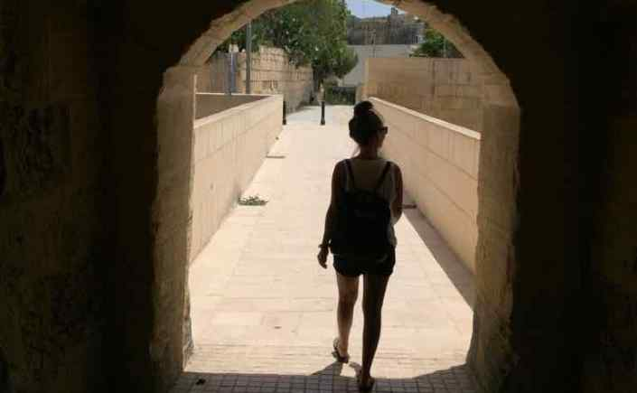 Il Birgu - Spaziergang - Malta