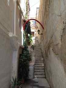 Il Birgu - Treppen -Malta