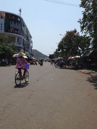 Reishut in Ha Tien