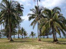 Ruhiger Strand Koh Chang