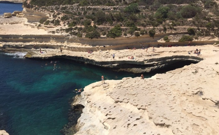 St. Peters Pool - Malta