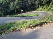 Straßen auf Koh Chang