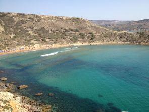 Tuffieha Bay - Malta