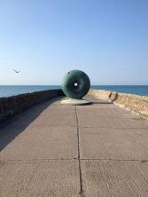 Am Meer in Brighton