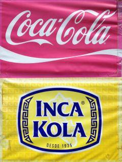 Coca Cola vs. Inca Kola