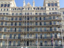 Grand Hotel in Brighton