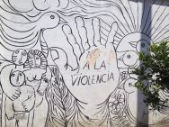 Nein zu Gewalt