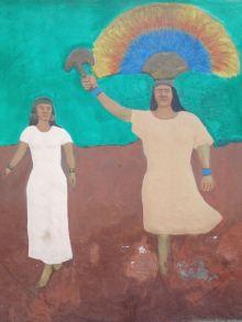 Peruanisches Paar