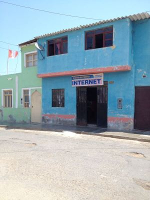 Internetcafe in Pimentel